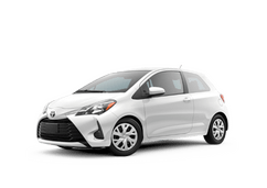 New Toyota Yaris at Green Bay