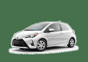 New Toyota Yaris at Petaluma
