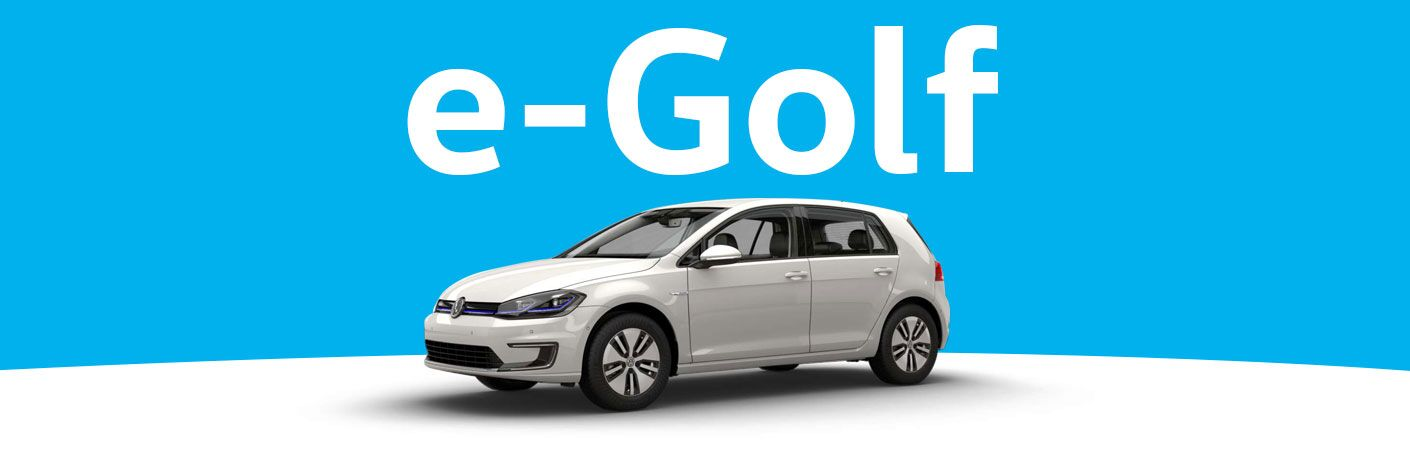 New Volkswagen e-Golf Hickory, NC