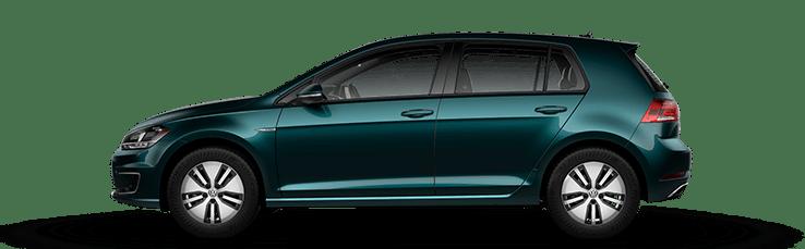New Volkswagen e-Golf near Los Angeles
