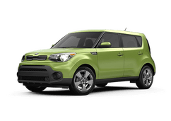 New Kia Soul Turbo at Pendleton