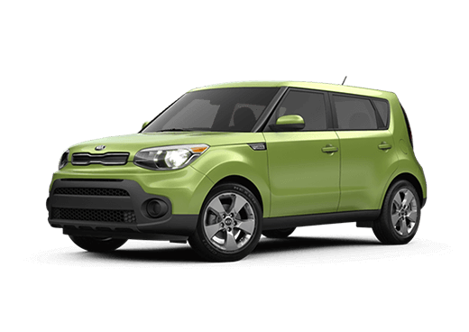 New Kia Soul Turbo near St. Augustine
