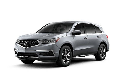 New Acura MDX in Modesto