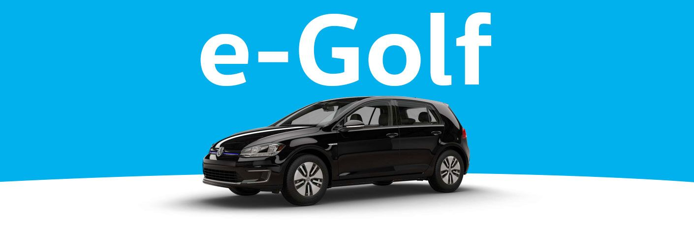 New Volkswagen e-Golf Everett, WA