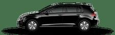 New Volkswagen e-Golf at Elgin