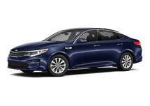 New Kia Optima at Escondido