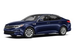 New Kia Optima at Akron