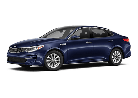 New Kia Optima in Novato