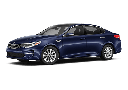 New Kia Optima near Carrollton