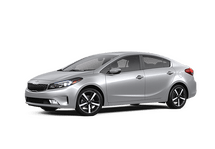 New Kia Forte at Escondido