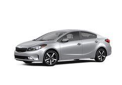 New Kia Forte at Puyallup
