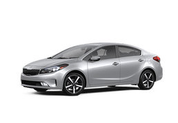 New Kia Forte at Akron