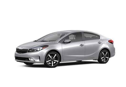New Kia Forte near Carrollton