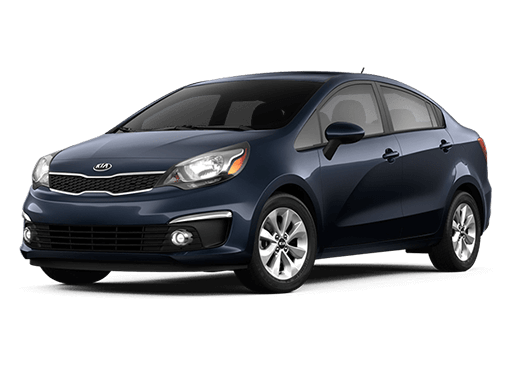 New Kia Rio near Carrollton