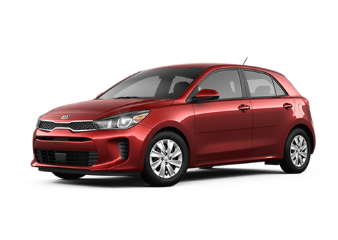 New Kia Rio 5-door in Edmonton