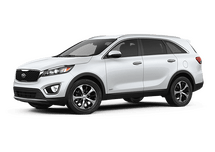 New Kia Sorento at St. Augustine