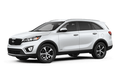 New Kia Sorento at Pendleton