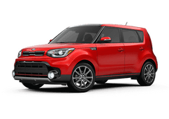 New Kia Soul at Pendleton