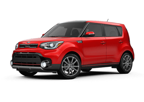 New Kia Soul in Dublin
