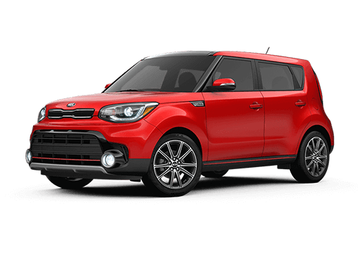 New Kia Soul near Swansea