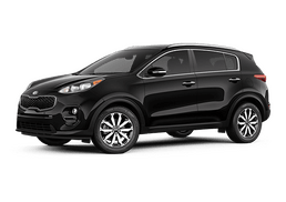 New Kia Sportage at Racine