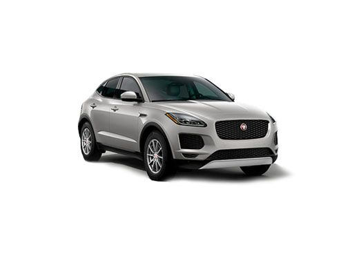 New Jaguar E-PACE near San Jose