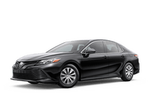 New Toyota Camry at Milwaukee