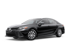 New Toyota Camry at Green Bay