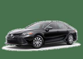 New Toyota Camry at Petaluma