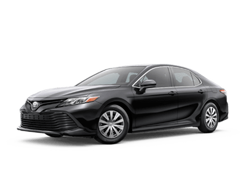 New Toyota Camry at Oroville