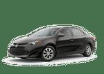 New Toyota Corolla at Mesa