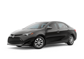 New Toyota Corolla at Claremont
