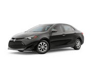 New Toyota Corolla at Holland