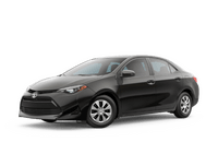New Toyota Corolla at Fallon