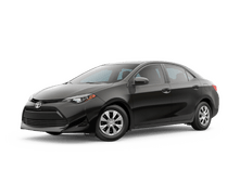 New Toyota Corolla at Milwaukee