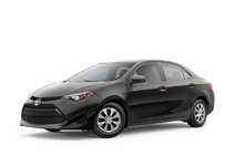 New Toyota Corolla at Palatine