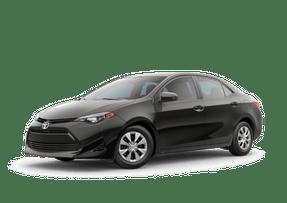 New Toyota Corolla at Petaluma