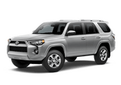 New Toyota 4Runner at Claremont