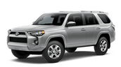 New Toyota 4Runner at Vacaville