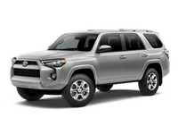 New Toyota 4Runner at Fallon