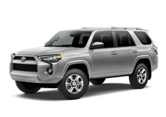 New Toyota 4Runner at Birmingham