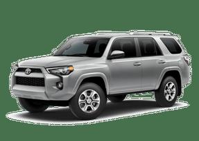 New Toyota 4Runner at Petaluma