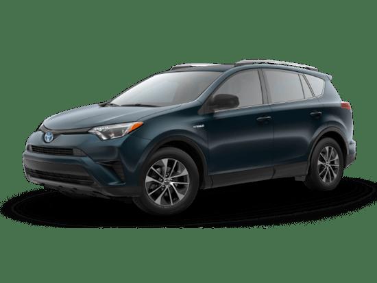 2018 RAV4 Hybrid LE
