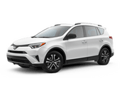 New Toyota RAV4 at Claremont