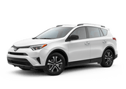 New Toyota RAV4 at Holland