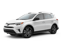 New Toyota RAV4 at Birmingham