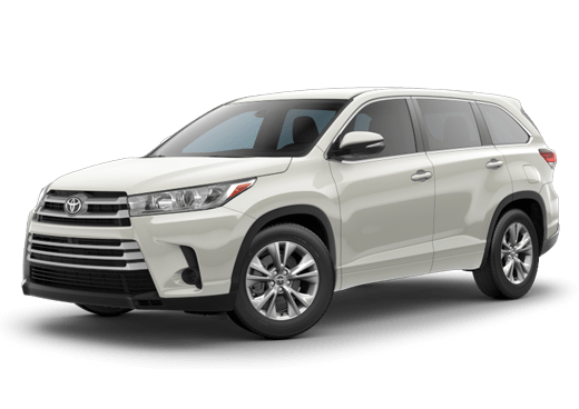 New Toyota Highlander La Crescenta, CA
