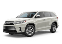 New Toyota Highlander at Fallon