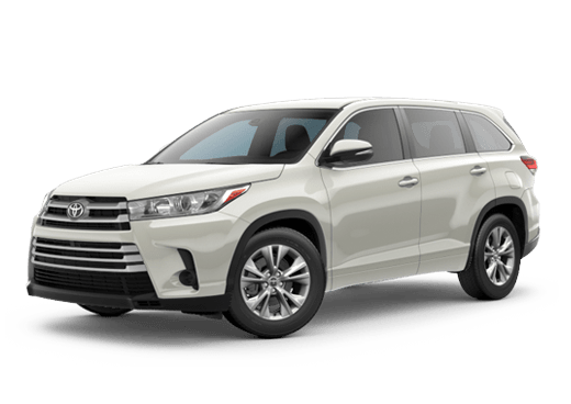New Toyota Highlander near Fallon