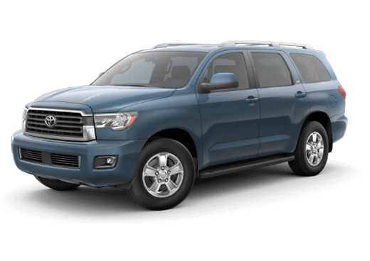 the new toyota sequoia in decatur al. Black Bedroom Furniture Sets. Home Design Ideas
